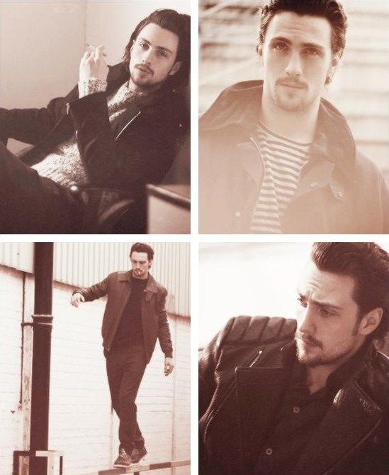 Aaron Johnson.- the sexier savage (;