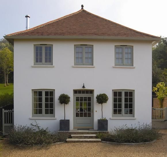 Image result for cream painted french windows