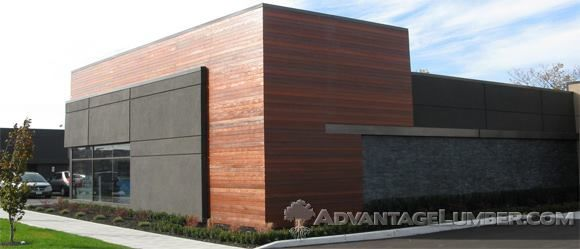Our Exotic Ipe Siding Is Perfect For Enhancing Commercial