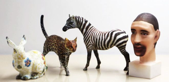 Hydrographic Printing Brings 3-D Printing To a Whole New Dimension of Awesomeness -  #3d #Hydrographic #printing