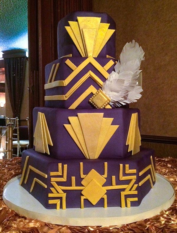 Art Deco Grooms Cake : 125 best ...just simply delicious Wedding and Grooms Cakes ...