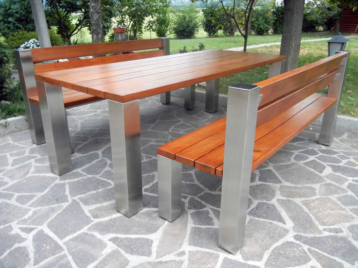 GUTINOX garden furniture