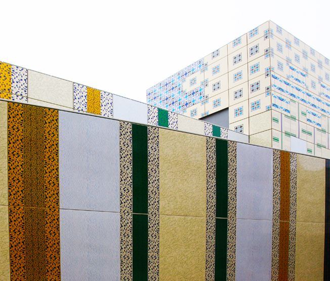 Ve Wall Panels : Images about walls facades panels and cladding