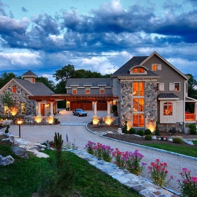 Dream home dream home pinterest house future and - Cottage anglais connecticut blansfield ...