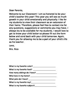 Best Parent Letters Images On   Parent Letters