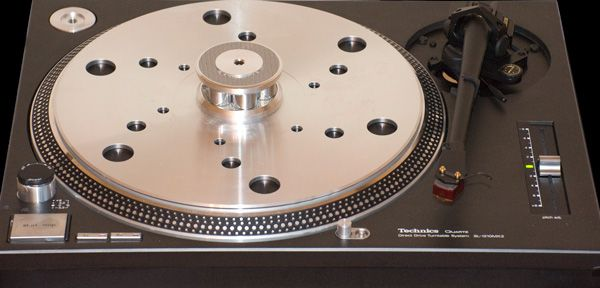 Technics SL1200 SL1210 -  SL-1210 SL1200   modifications