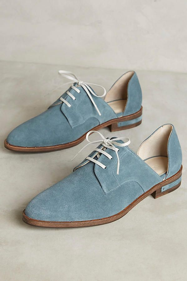 Slide View: 1: Freda Salvador Ocean Oxfords