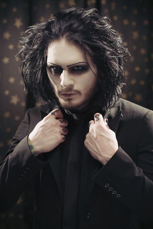 hair styles emo 1083 best images about motionless in white on 6466 | f212a0ced03a0437512c02d6466f0de2 long hair man hair looks