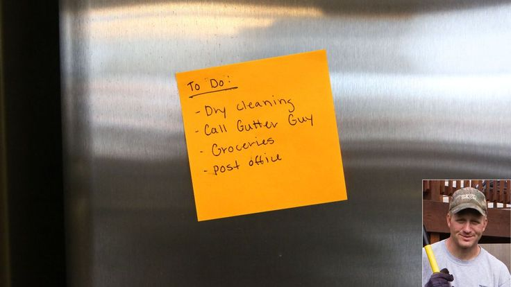 Complex Human Being Reduced To 'Gutter Guy' For Purposes Of To-Do List