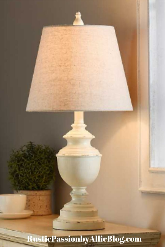 15 Affordable Vintage Farmhouse Lamps That You Need For Your Home Farmhouse Lamps Table Lamps Living Room House Lamp