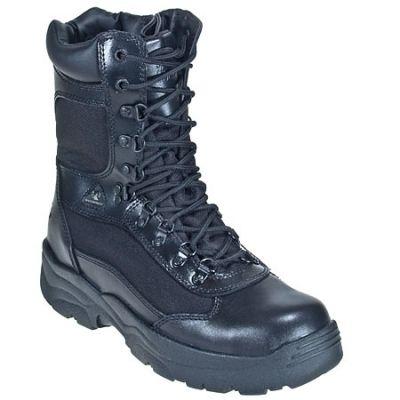 Rocky Boots Men's Waterproof Side Zip Duty Boots 2149