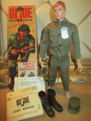 Original GI Joe 1964 Doll