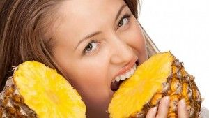 Dieta cu ananas - Corpul Uman - Informatii medicale, diete de slabit, boli si afectiuni