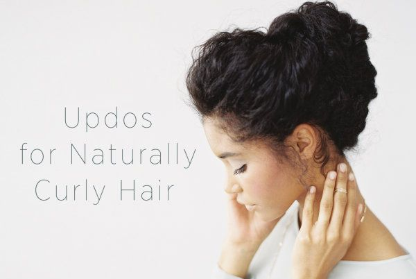Nápad na účes pre prirodzene kučeravé vlasy - KAMzaKRÁSOU.sk#kamzakrasou #krasa #tutorial #beauty #diy #health #hair #hairstyle #uces