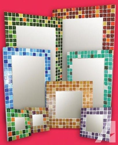 Handcrafted Mirrors Venetian Tiles - Glass Tiles - The Best Quality