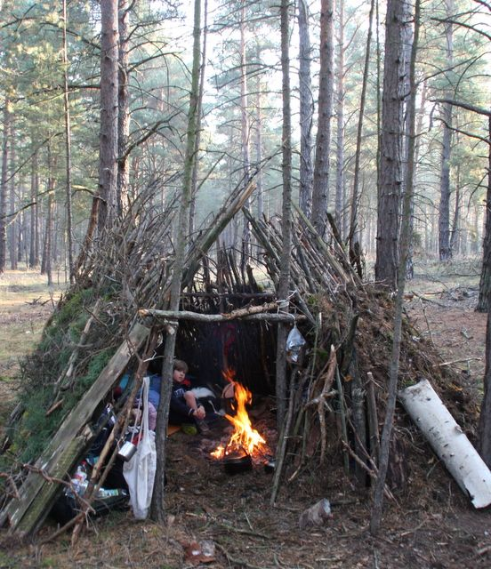 Diy Outdoor Shelters : Images about survival shelter on pinterest diy