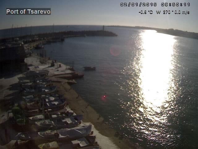 Tsarevo - Bulgaria Live webcams City View Weather - Euro City Cam