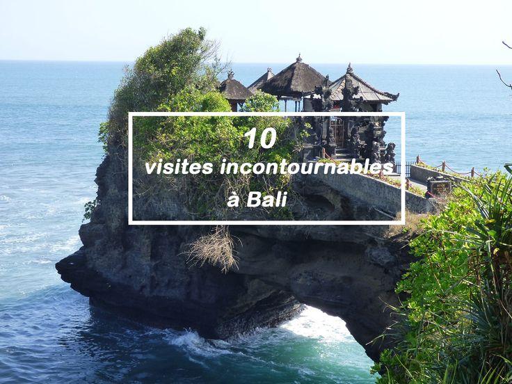 Quelles sont les visites et les choses a voir a Bali ? Destinationincontournablelors d'un voyage en Asie du sud-est, l'île regorge de richesses et de choses a voir. Baliest visitée par les voyageurs du monde