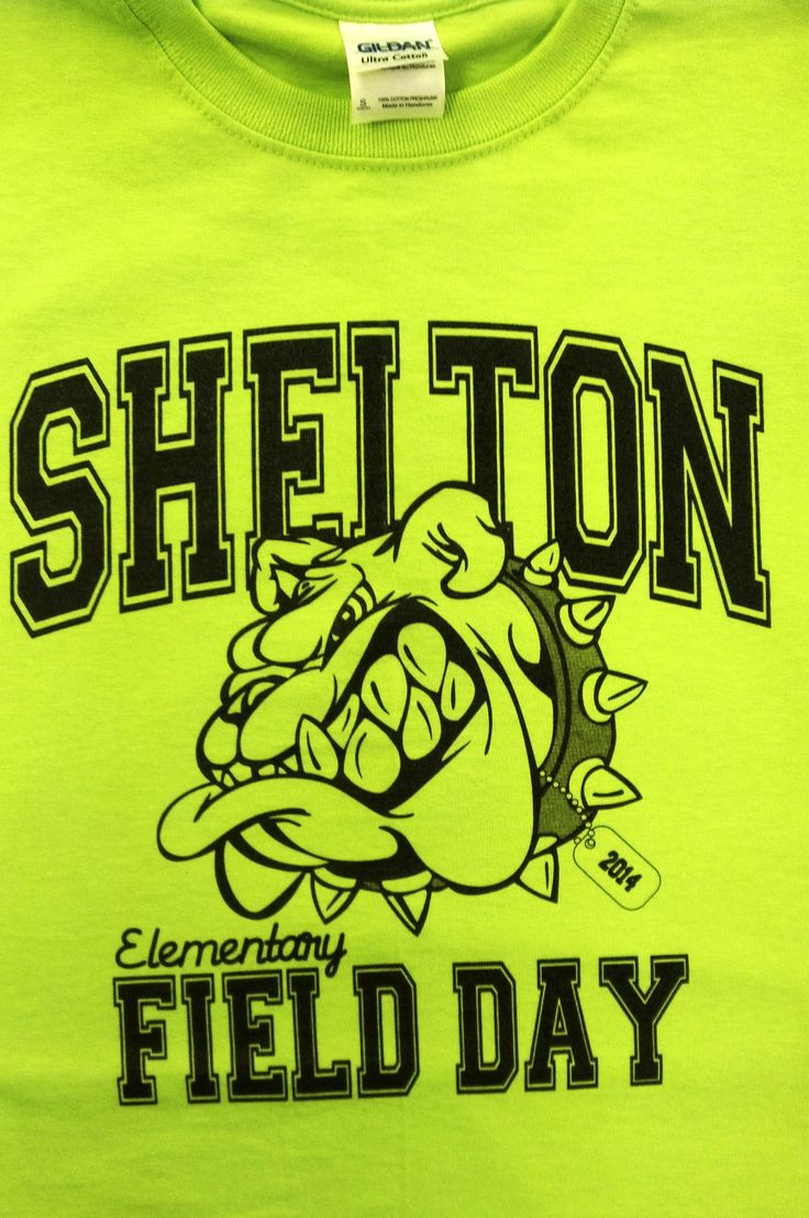 Shelton Elementary Field Day Track Field Track And