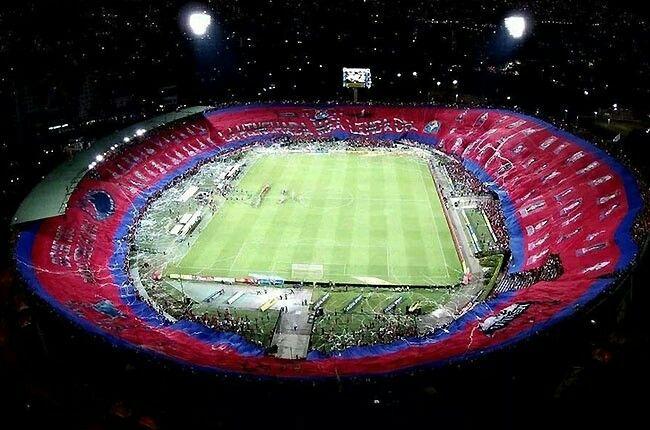 Estadio Medellin- Colombia