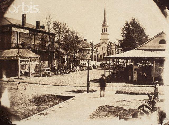 Baton Rouge, Louisiana, circa 1861-1865