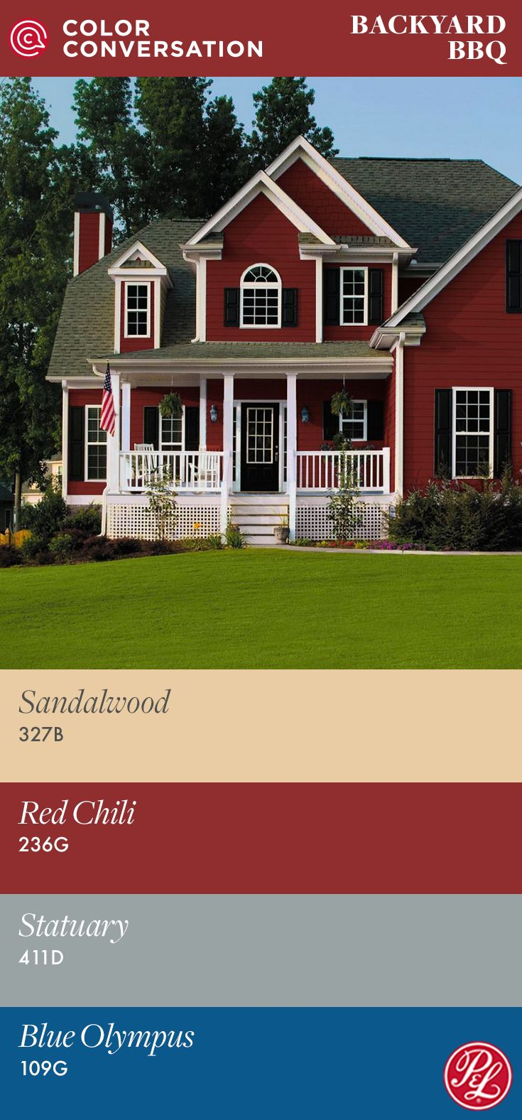 11 best color conversation endless summer images on Pratt and lambert red seal exterior