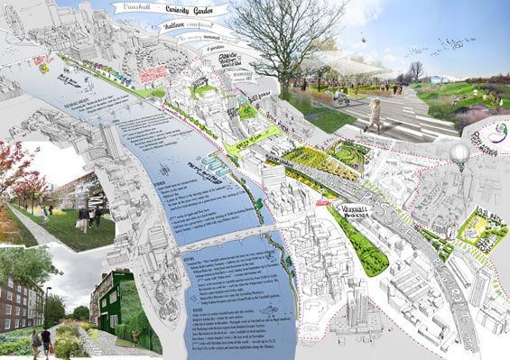 Vauxhall Missing Link Shortlist announced « World Landscape Architecture – landscape architecture webzine