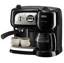 De'Longhi 3-n-1 Combination Drip Coffee, Espresso, Cappuccino Machine