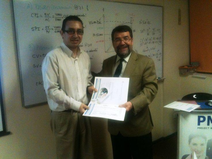 Felicitaciones Héctor Vidal!!!