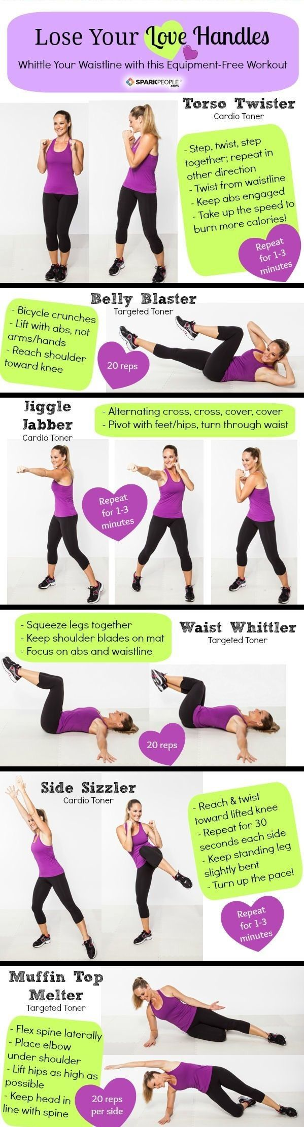Do these five fast arm exercises and celebrate by going sleeveless! [ SkinnyFoxDetox.com ] #fitness #skinny #health