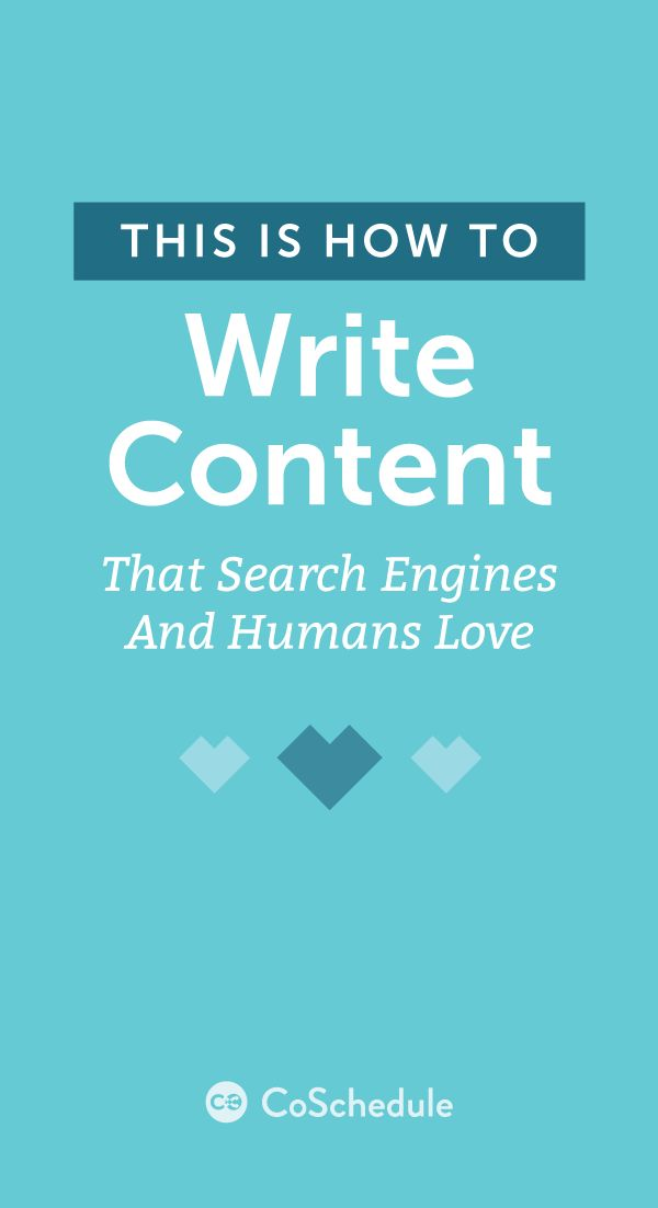 Optimize content for people and robots with these 12 free templates! http://coschedule.com/blog/how-to-write-for-search-engines-humans/?utm_campaign=coschedule&utm_source=pinterest&utm_medium=CoSchedule&utm_content=How%20to%20Write%20Content%20That%20Search%20Engines%20And%20Humans%20Love