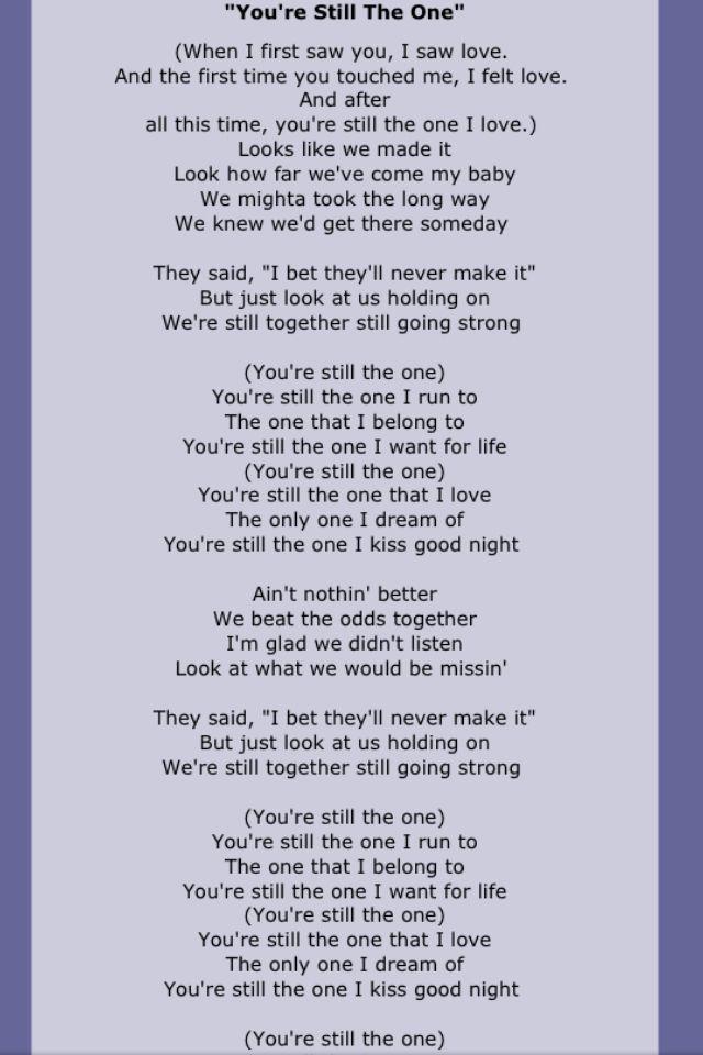 14 best Shania images on Pinterest | Lyrics, Shania twain lyrics ...