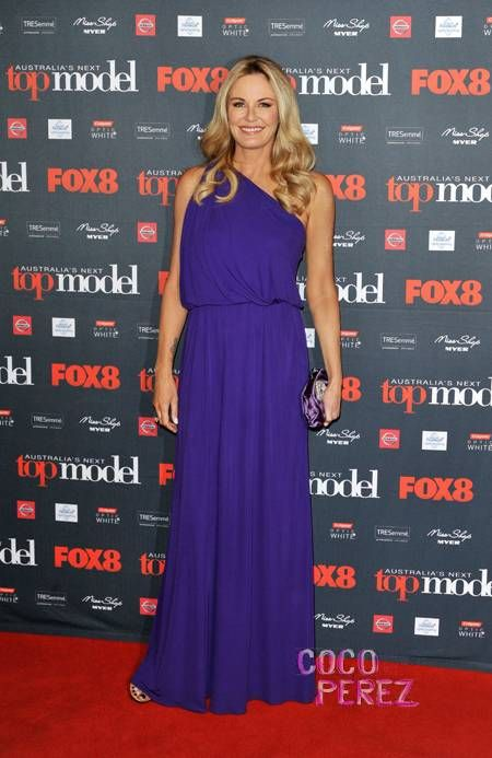 Charlotte Dawson, a co-judge on Australia's Next Top Model, was found dead in her Sydney home.