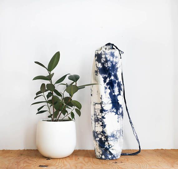 Yoga Mat Bag in OREO Yoga mat carrier Yoga Bag with Pocket