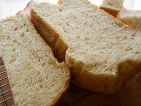 ふわサク♡玄米食パン♡HB