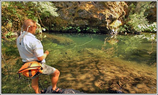 17 best images about cali on pinterest the fly shop big for Clear creek fishing