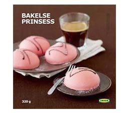 BAKELSE PRINSESS プリンセスケーキ  ¥790 正味重量: 320g