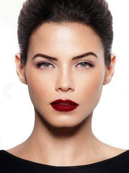 25+ best ideas about Dark Red Lips on Pinterest | Dark red, Lip ...