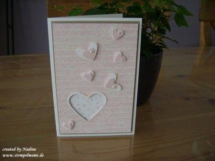 Hochzeitskarte Stampin Up 003