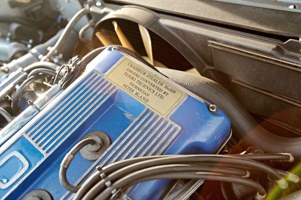 Chasseur-Jaguar XJ 40 Stealth 340 Biturbo Fahrbericht: Fette Katze mit Biturbo-Power - AUTO MOTOR UND SPORT