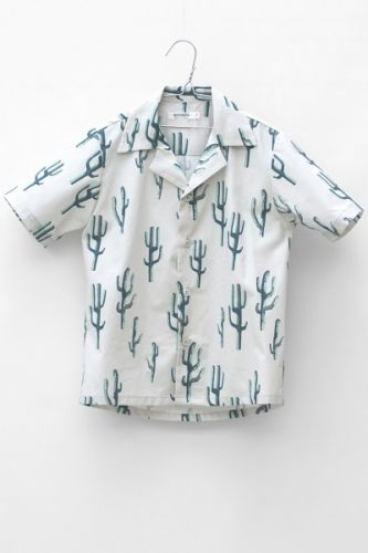 Motoreta Havana Shirt Cactus