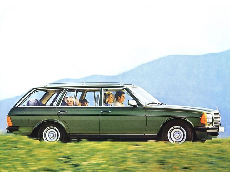 1982 Mercedes-Benz 280 TE