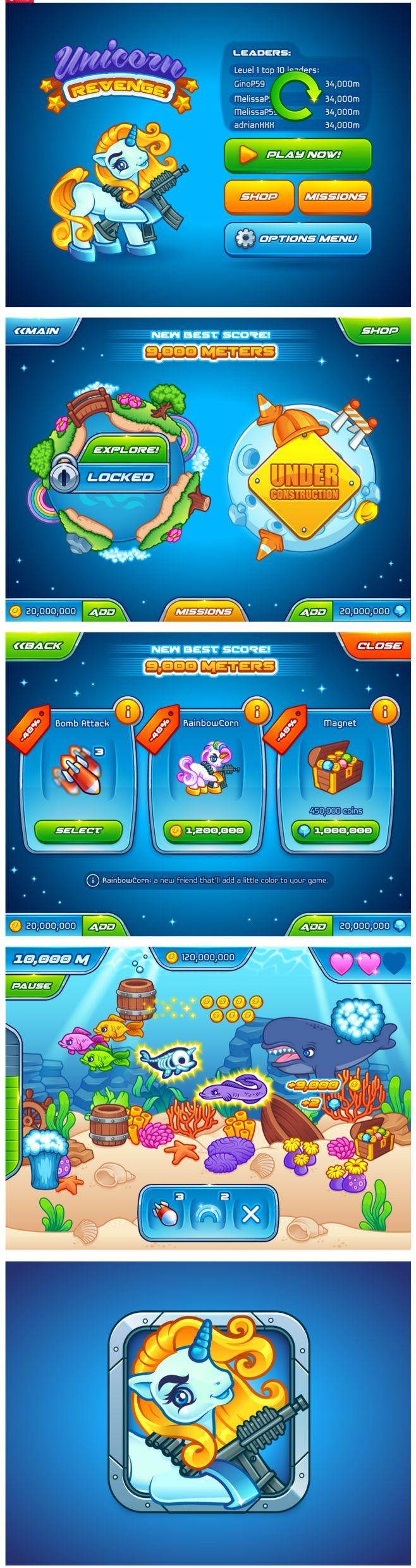 一款国外的手机游戏 |GAMEUI- 游...