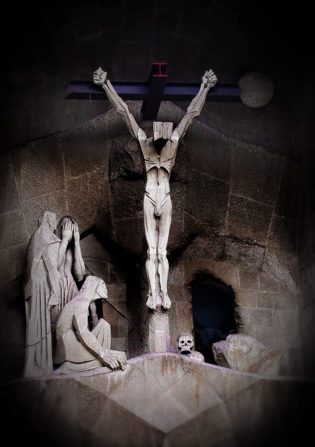Sagrada Familia, #Barcelona, #Spain