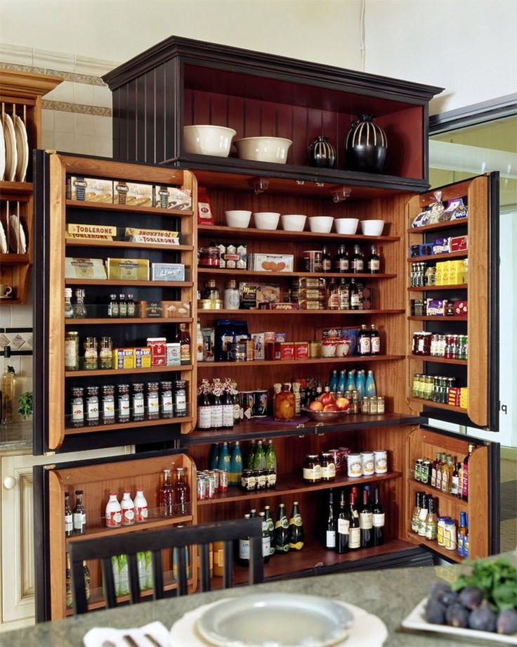 Organizar a despensa é sempre um desafio, não é mesmo? Afinal de contas, é tanta coisa, tantos condimentos, temperos, alimentos, latas, garrafas e até pequ