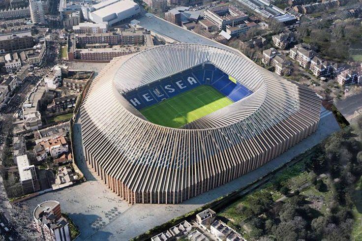 Herzog & de Meuron Take the Task of Building 60,000-Seat Stadium for Chelsea