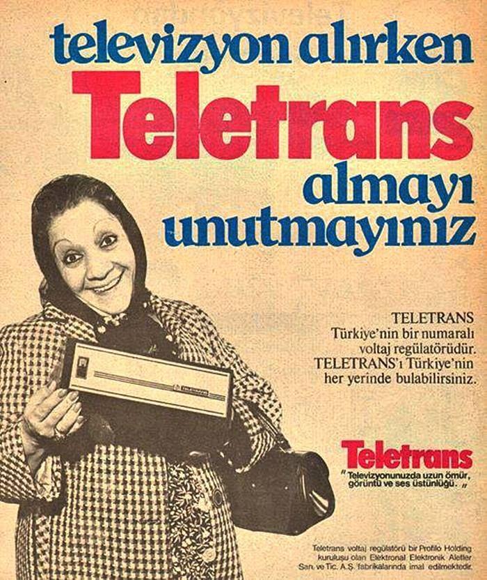 1970ler Teletrans