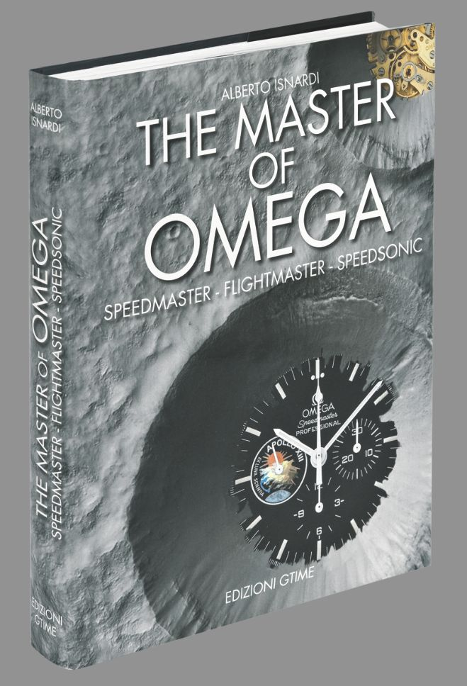 The Master of Omega This book is a safe guide to collect and invest in Omega Speedmaster, Flightmaster and Speedsonic. http://www.collectingwatches.com/product/the-master-of-omega/