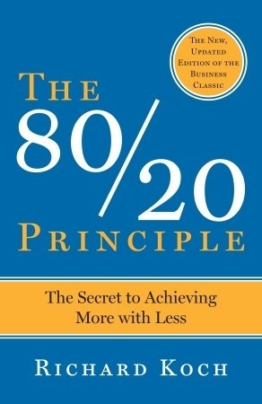 You may think you know all about the 80/20 principle, but this book takes it to another level.