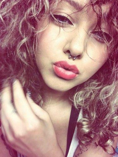 20 foto che vi faranno innamorare dei Septum Piercing